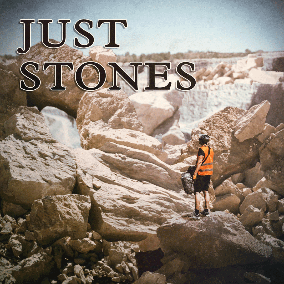 "The ""Just Stones"" sound effects library brings you a huge amount of sounds created with stones. Ranging from impacts, shatters and rolling stones to scrapes, slides, water hits and tickling fine derbis."