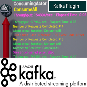 The Unreal Engine Kafka Plugin is a product by Augmented Enterprise. It provides native access to the Kafka streaming platform for Unreal users.