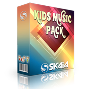 Soundtracks in the good quality in fun Kids music style.