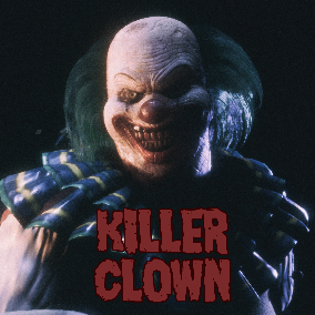 Killer Clown is inspired by freaky horror films. It was made for productions which want create very creepy horror games with very good quality model.