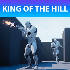 King of the Hill is a classic multiplayer game mode