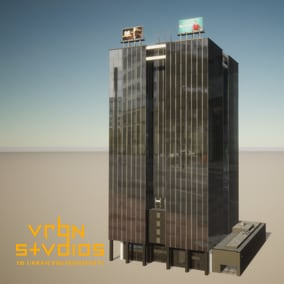 LA Buildings Skyscraper Vol. 1