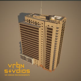 LA Buildings Skyscraper Vol. 3