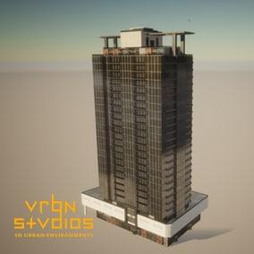 LA Buildings Skyscraper Vol. 4