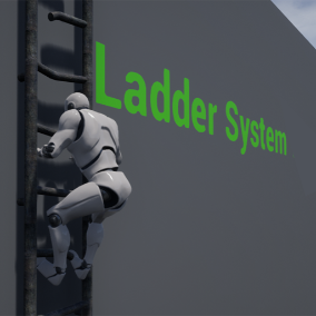 Ladder Movement Component