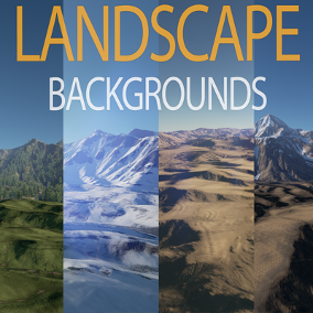 Landscape Backgrounds