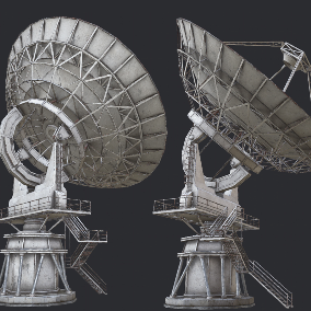 Large and Very Detailed Array Radio Telescope
