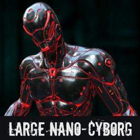 HQ Large Nano-Cyborg