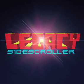 Legacy Side Scroller is a sweet blueprint pack for your rad project.