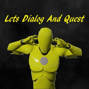 Create and Manage dialogues and quests