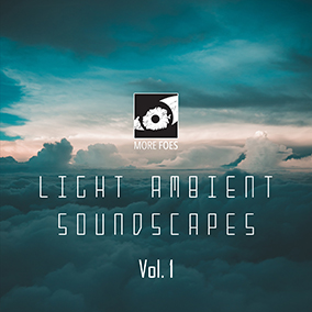 High definition ambient audio tracks.