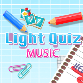 6 Music tracks and 17 SFXs excluding variations that is great for Quiz games!