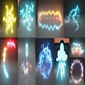 Lighting Bolt VFX Effect