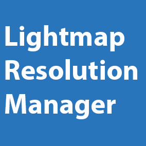 Console commands that allow saving, loading and overriding lightmap resolutions in bulk for faster light build iterations
