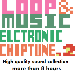 Loop & Music Vol. 2 (Chiptune, Electronic) is loops & music asset of music genres such as Chiptune, Electronic in. And This asset will be useful for various scenes and various works.