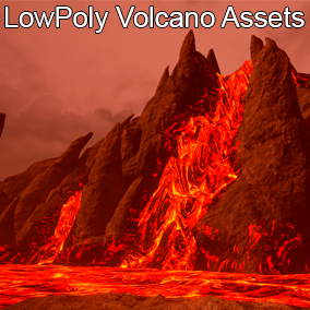 Volcano assets