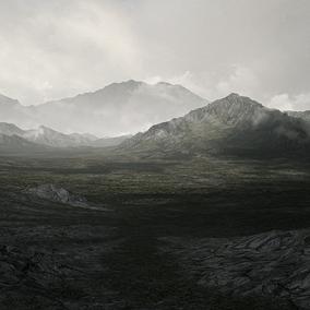 Vast Game-Ready Landscape.