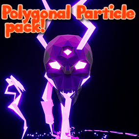 An awesome Low Poly/Polygonal styled particle package optimized for all devices and platforms, ready to be used in your low poly/polygonal environments or used as proper placeholder effects.