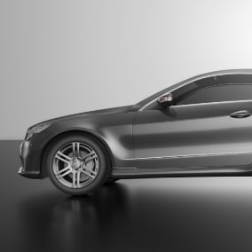 Make  Luxurious and Professional 3D Car Rendering in a few clicks.