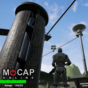 Multiplayer Third Person Shooter: Blueprints & MoCap Animations