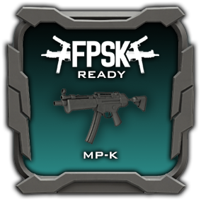 FPSK Ready MP-K model and animations.