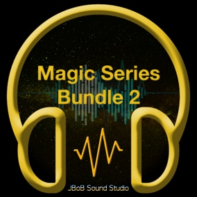 🎁 Magic Series Bundle 2 comes with high-quality sounds, divided into 3 packs, exclusive sounds.