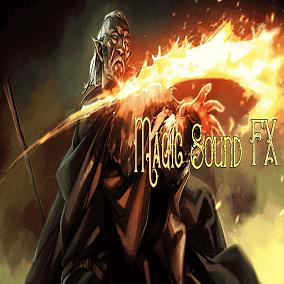 Magic SoundFX consists of 110 different sounds.