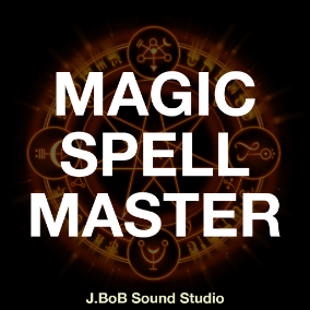 "AAA Quality Sound Effect ""Magic Spell Master"""