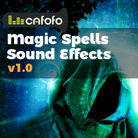 Professional Magic Spells Sound Effects for your games
