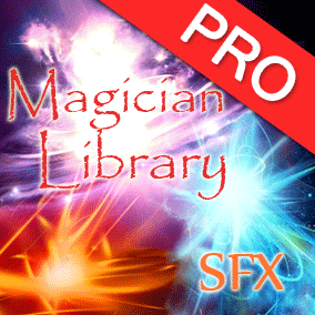 The Magician Library contains 212 High quality spells SFX