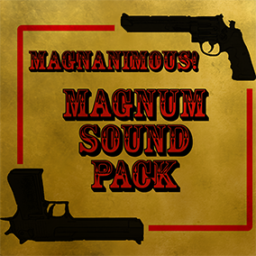 Complete your hand-cannon experience with some beefy sound effects to drive home the 'punch' when you're punching holes through the enemy.
