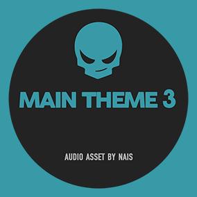 Main Theme Vol.3 - Royalty Free Music by Nais