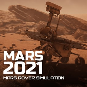 This package is actually a simulator of a Mars Rover.