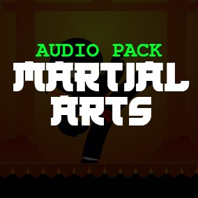 100 + Martial arts sound files for your game!