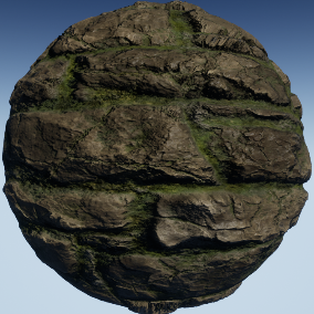PBR material with high resolution (4096x4096): Masonry materials consisting of 30 units.