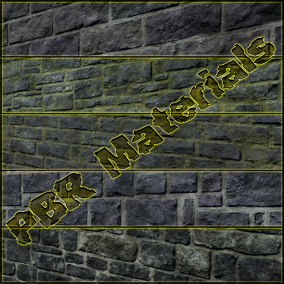 PBR material with high resolution (4096x4096): Masonry materials consisting of 24 units.