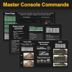 This tool helps you to execute console commands in a very efficient and visual way.