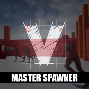 MasterSpawner is a easy to setup, drag and drop wave spawning system for Unreal Engine.