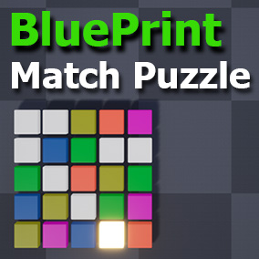 Match Puzzle Blueprint