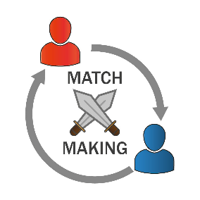 Matchmaking Server Function that makes it possible to match players together and start/stop match servers in the background to flexible host the matches, without the need of 3rd party services like Steam or Gamesparks.