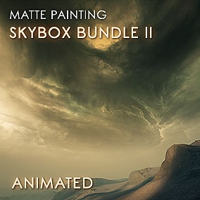 Bundle II of the acclaimed Matte Painting Skybox Series is here!