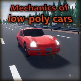 Auto mechanics and a lot of models for your game