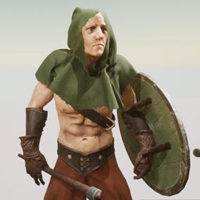 Medieval Bandit 1
