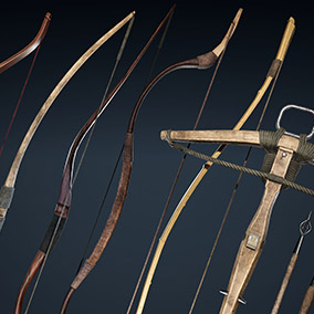 Medieval Bows