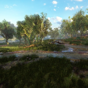 Unique and colorful medieval forest asset pack, optimized and created for a wide range of devices.  The pack features +100  assets dedicated to the creation of an immersive medieval forest.