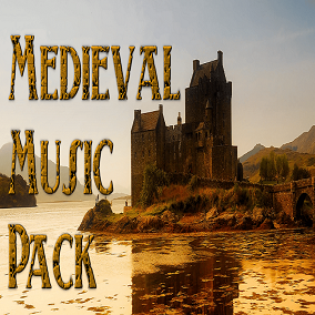 A collection of authentic medieval songs
