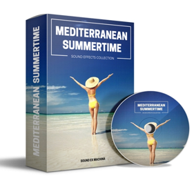 A SFX library dedicated to life and the atmosphere of both glitz and off-beat Mediterranean islands, during summertime