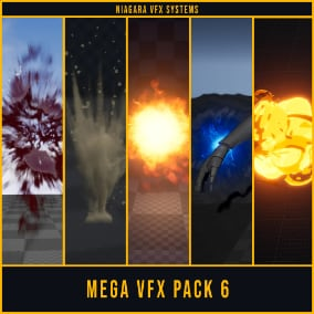 Mega Vfx Pack 6