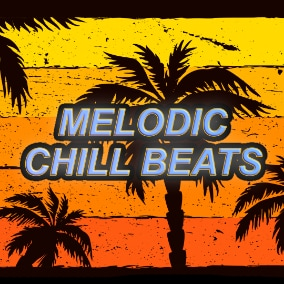 10 looping relaxed chill beats for the background.