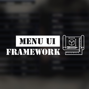 Fully modular and automated Menu Framework, configurable through a data table!